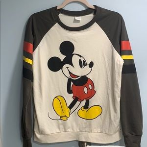 PacSun Disney Mickey Mouse Sweater
